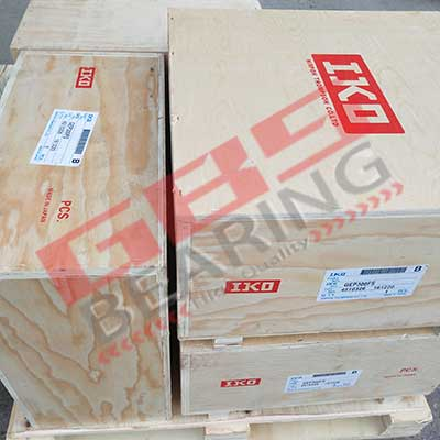 IKO BHAM117 Bearing Packaging picture