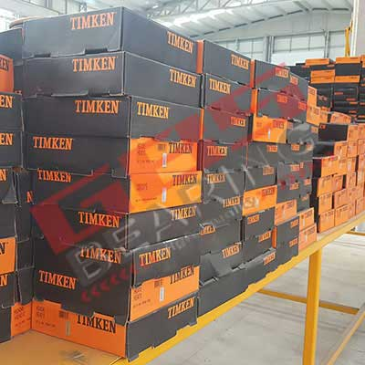 TIMKEN 08125/08231D X6S-08125 Bearing Packaging picture